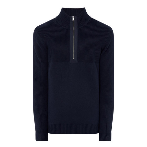 Lomanto Half-Zip Sweater, ${color}