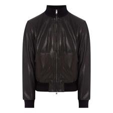Nalan Leather Jacket