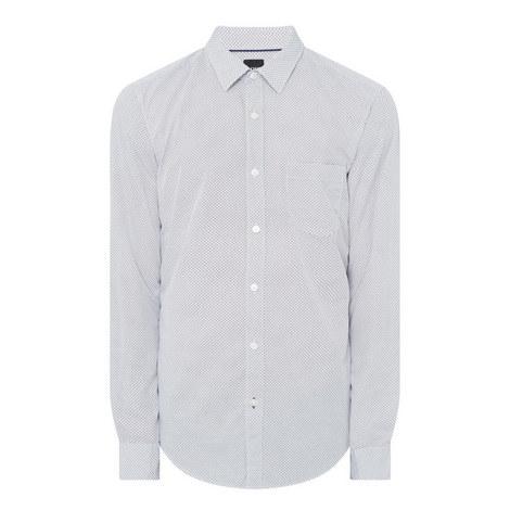 Ronni Micro Print Shirt, ${color}