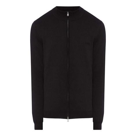 Palano Zip Through Sweater, ${color}