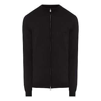 Palano Zip Through Sweater