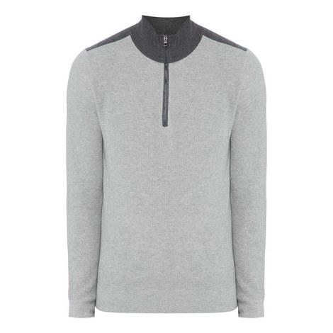 Famoso Waffel Knit Sweater, ${color}