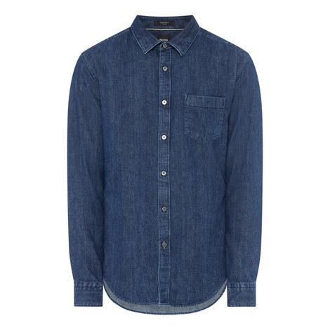 Ronni Denim Shirt, ${color}