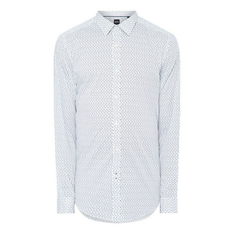 Lukas Geometric Shirt, ${color}
