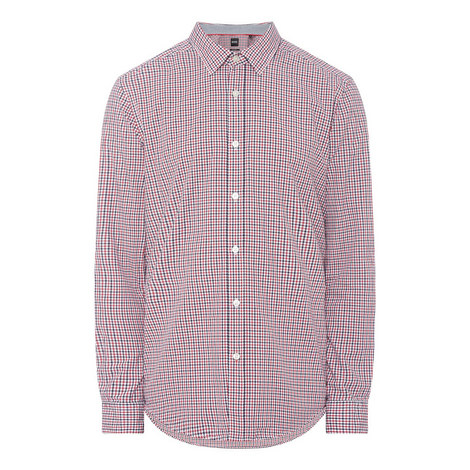 Lukas Check Shirt, ${color}