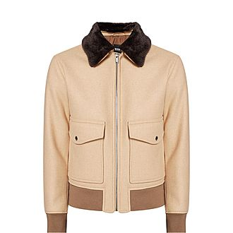 Cerling Shearling Jacket
