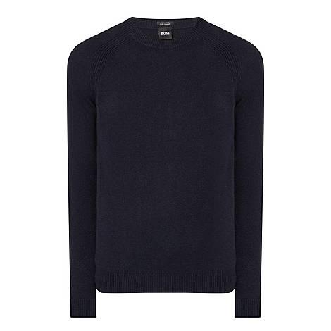 Banilo Crew Neck Sweater, ${color}