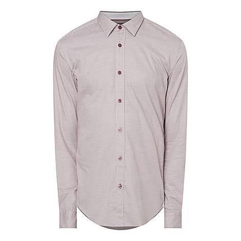 Grid Check Ronni Shirt, ${color}