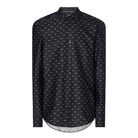 Lukas Cloud Cotton Shirt, ${color}