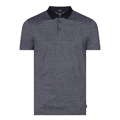 Pitton Mercerised Polo Shirt, ${color}