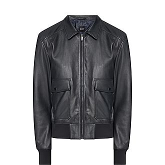 Gonel Leather Jacket