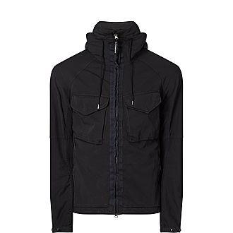 Raso Hooded Goggle Jacket