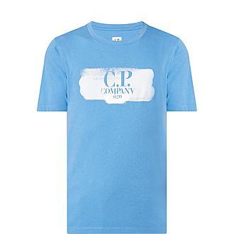 Logo Blur T-Shirt