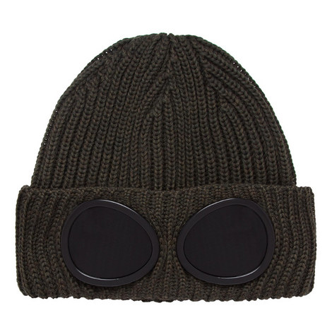 Goggle Beanie Hat, ${color}