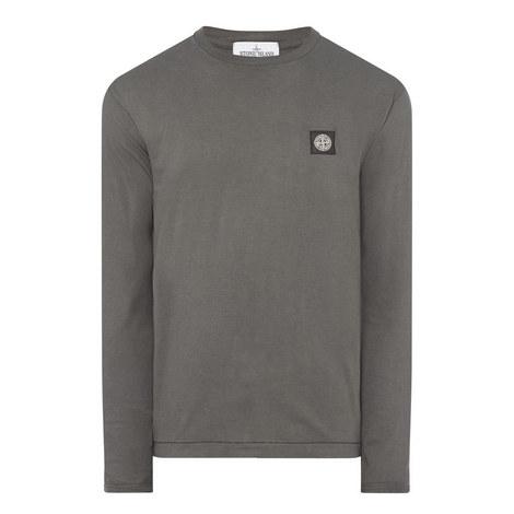 Long-Sleeve Logo T-Shirt, ${color}