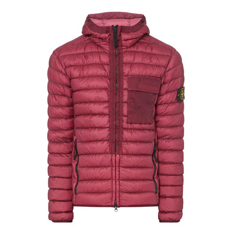Quilted Down Jacket , ${color}