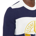 Large Logo Crew Neck Sweater, ${color}
