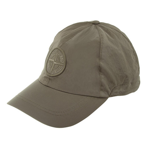Curved Nylon Cap, ${color}