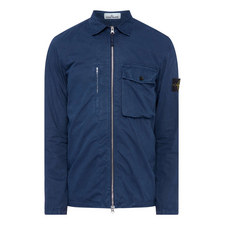 17978433a8 Zip-Up Overshirt