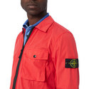 Cotton Zip-Through Overshirt, ${color}
