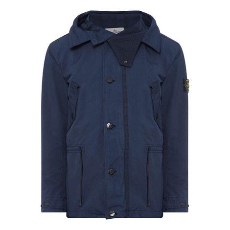 David Hooded Parka Jacket, ${color}