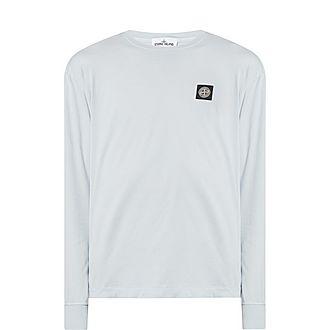 Logo Patch Long Sleeve T-Shirt