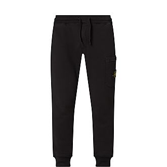 Logo Patch Jersey Sweatpants