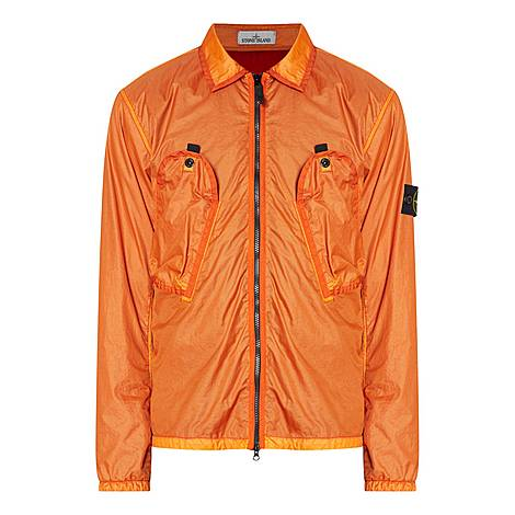 Lamy Flock Zipper Shirt, ${color}