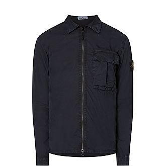 Zipper Overshirt