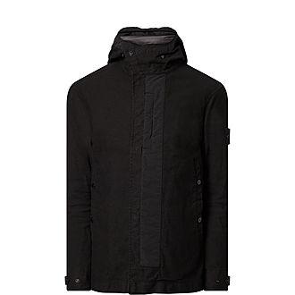 Ghost High Collar Jacket