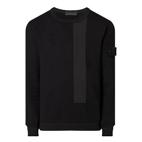 Ghost Crew Neck Sweatshirt, ${color}
