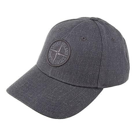 Curved Logo Cap, ${color}