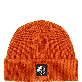 Beanie Badge Hat
