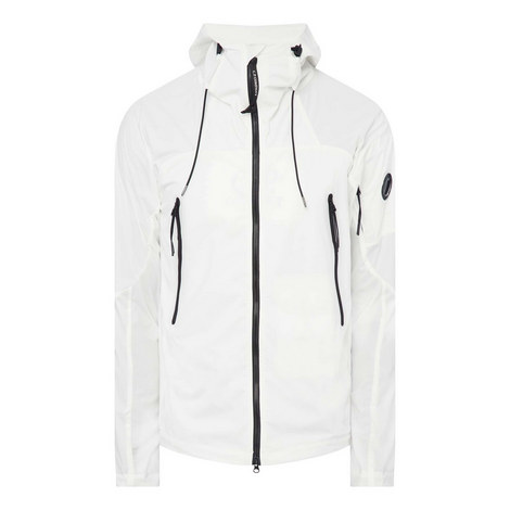 Mid Length Hooded Jacket, ${color}