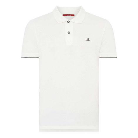 Two-Tone Polo Shirt, ${color}