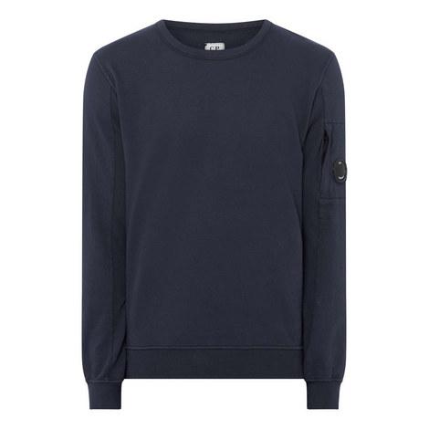 Goggle Arm Sweatshirt, ${color}