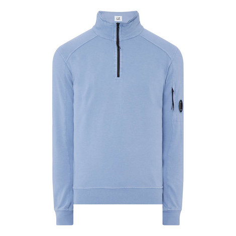 Half Zip Goggle Sweatshirt, ${color}