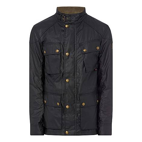 Fieldmaster Waxed Jacket, ${color}