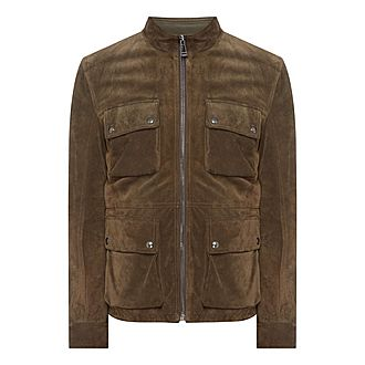New Brad Suede Jacket