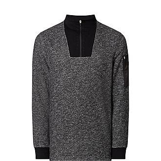Balance Half-Zip Sweatshirt