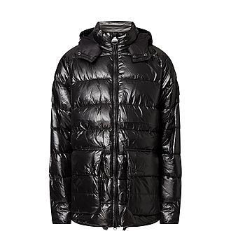 Keys Quilted Coat