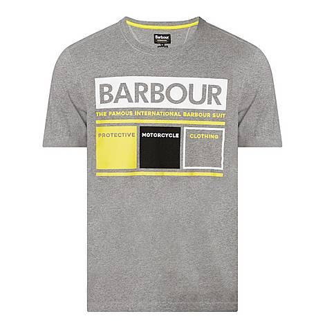 Square Print T-Shirt, ${color}