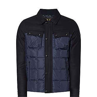 Retreat Mixed Jacket
