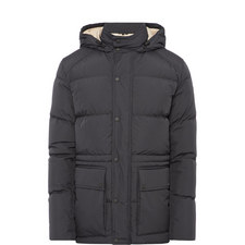 Tallow Hooded Down Jacket