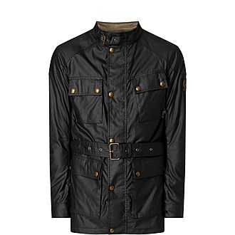 Trialmaster Waxed Jacket