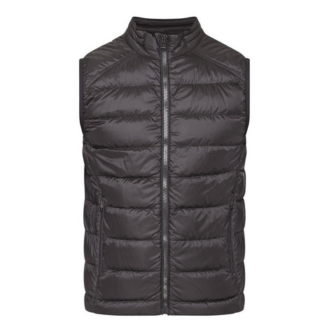 Rodings Quilted Gilet, ${color}