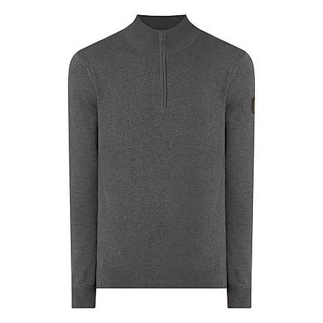 Bay Half Zip Sweater, ${color}