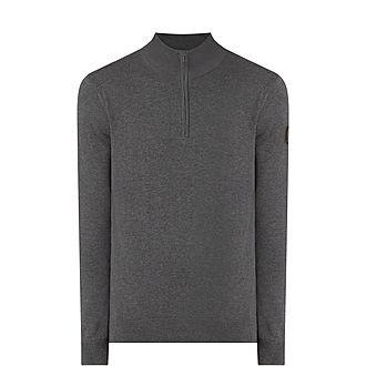 Bay Half Zip Sweater
