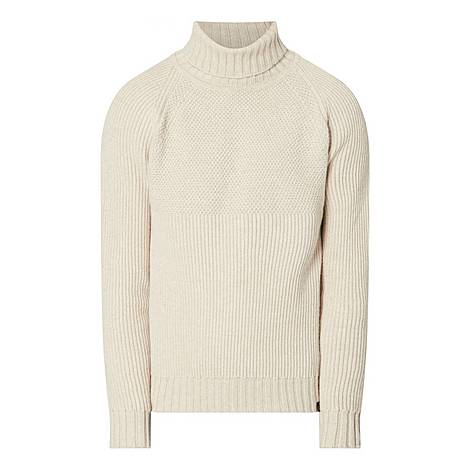 Marine Roll Neck Sweater, ${color}