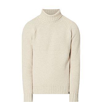 Marine Roll Neck Sweater